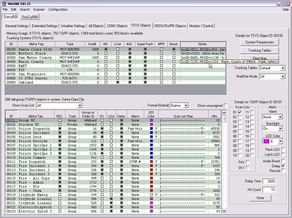 win500 ws1040 ws1065 psr 500 psr 600 pro 651 pro 652 pro 106 rh starrsoft com Scanner Pro 97 Programming Pro- 37